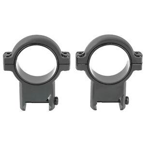 Burris Signature Zee Rings Extra X-High, 30mm Weaver Style Matte Black 420585