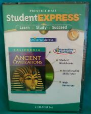 Prentice Hall Student Express Ancient Civilizations California Universal CD-ROM