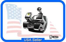 Case ORTHODONTIC METALLIC BRACKET GEM PLUS Roth  .022 Hook 3, 4, 5 Made in USA