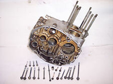 Crank Case Crankcase Set Motor Engine 74 76 Honda CB360 CB 360 CL CJ CL360 CJ360
