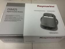 New Raymarine DSM25 Digital Sounder Module