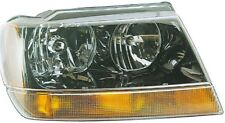 FITS 1994-2004 JEEP GRAND CHEROKEE PASSENGER RIGHT FRONT HEADLIGHT LAMP ASSEMBLY