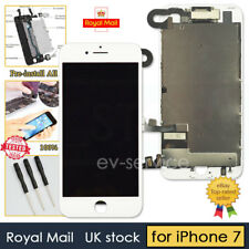 """White Screen For iPhone 7 7G 4.7"""" LCD Touch Display Digitizer Replacement UK"""