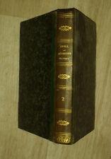 STOLL Maximilien. Médecine pratique. 3e partie. Brosson. Gabon. 1809.