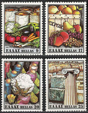 Greece 1981 Mi 1441-1444  - MNH