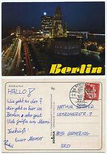 31629 - Sonderstempel: Deutsches Turnfest - Berlin 3.6.1987 - Ansichtskarte