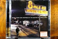 Music From And Inspired By The Motion Picture - 8 Mile  - CD, VG