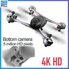 SMRC M6 4K Camera Video RC Drone WIFI FPV Quadcopter App Remote Control Sefile