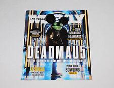 Las Vegas Weekly Magazine May 2019 DEADMAU5 Exclusive Issue EDM DJ RARE NEW
