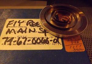 1 NOS Shakespeare Fly FISHING Reel Main Spring 74-67-0066-01