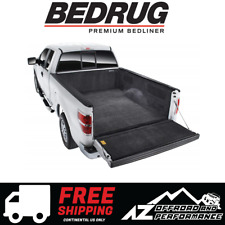 BedRug Bed Liner 2017-2019 Ford F250 F350 8' Long Bed BRQ17LBK