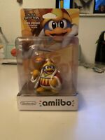 Super Smash Bros King Dedede Amiibo