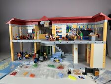 Playmobil Large School Building 4324 Boxed