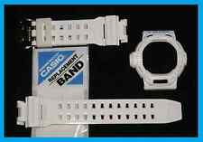 GENUINE CASIO G-SHOCK RISEMAN GW9200PJ7 WHITE STRAP BAND BEZEL SHELL CASE COVER