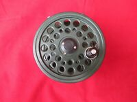 Shakespeare Green Condex Salmon Fly Fishing Reel Dia 4. 25 inch Made in England