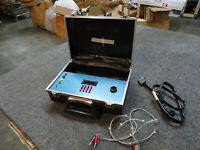 Harbin HTS-84 Altitude Encoder Test Set Aircraft Instrument Gauge w/ Cables
