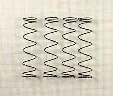 4 x Druckfeder, Länge 50mm - Außen Ø12mm - DrahtØ 0,7mm
