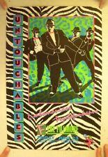 The Untouchables Fillmore Poster