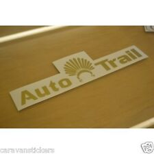 AUTOTRAIL Motorhome Name Sticker Decal Graphic - SINGLE