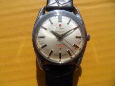 Vintage SWISS TITONI Airmaster 17 Jewels Manual Men's Watch