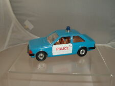 FORD ESCORT POLICE CAR IN USED VINTAGE CONDITION OLD !!