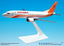 Flight Miniatures Futura International Airways Boeing 737-400 1:185 Scale New