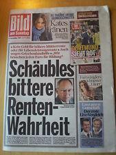 BamS Herzogin Kate Jürgen Klopp Rafael van der Vaart Markus Lanz Clemens Fritz
