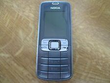 Nokia 3109C Mobile Phone Locked to Orange.