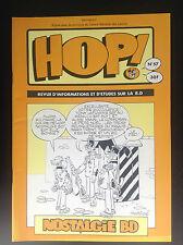 Rare revue BD Hop N° 57 1993 TBE