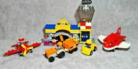 Lego Duplo Airport And Plane Bundle - Truck's - Planes - Terminal & Figures