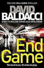 End Game Will Robie Series 5 by David Baldacci 9781447277408