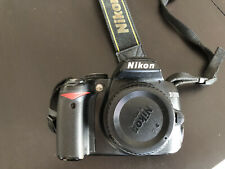 Nikon D3000 Digital SLR Camera - Black (Body Only)