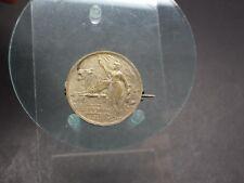 Medaille TER HERINNERING AAN DE MOBILISATIE 1914 Broschierung Niederlande