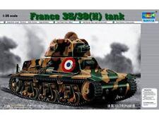 Modellini statici carri armati per Hotchkiss
