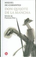 Don Quijote de la Mancha  Editorial Punto de Lectura  Tapa Dura