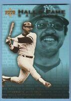 2001 Upper Deck Hall of Fame Gallery #G1 Reggie Jackson New York Yankees