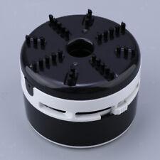 Mini Vacuum Cleaner for Cleaning Desktop Keyboard Dust Crumbs Portable Black