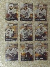2015-16 Chicago Wolves (Ahl) complete hockey card set Vienna Beef sealed