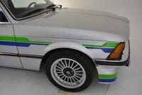 BMW e21 ALPINA Style 2 Farben Zierstreifen Seitenstreifen -Side stripes 2 colors