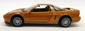 Kyosho 1/18 Scale diecast - 08081P Honda NSX Type-S Orange