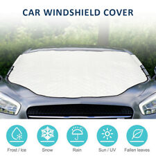Magnetic Car Windscreen Cover Ice Frost Shield Snow Dust Protector Sun Shade CA