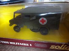 Mercedes Ambulance Militaire 6046 de Solido