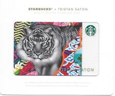 """Starbucks Special Edition """"Tristan Eaton"""" Gift Card 2018 Mint"""