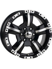 CSA WHEEL 16X8 MONSTER BLACK MACHINED (PCD:6X139.7  OFFSET:0)