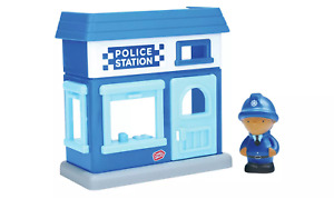 Chad Valley Tots Town Police Station PlaySet New