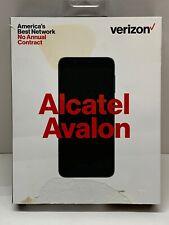 New Verizon Prepaid - Alcatel Avalon 16Gb 5MP 5.3in Android Smartphone