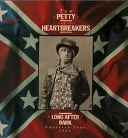 TOM PETTY AND THE HEARTBREAKERS 1983 LONG AFTER DARK TOUR PROGRAM BOOK / NMT