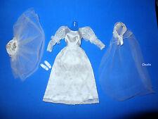 Vintage Barbie SATIN ´N SHINE #3493 from 1972 Very Nice Pieces VHTF