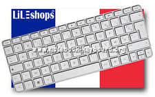 Clavier Français Orig Argent HP Mini 210-2292ef 210-2292sf 210-2293ef 210-2293sf
