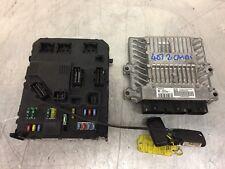 PEUGEOT 407 2.0 HDI ECU BSI Kit SW9666183540 HW9655534080 5WS40264E-T Garantie
